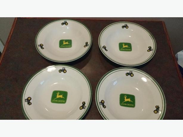 John Deere Bowl : John deere bowls set north saanich sidney victoria