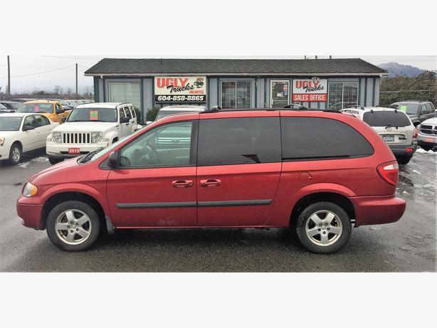Dodge Dealership Saskatoon >> 2006 Dodge Grand Caravan Sport w/ Sto-&-Go Outside ...