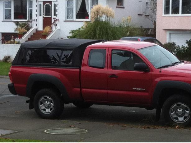 Bestop Soft Top Canopy 2005 2016 Tacoma 6ft Bed Oak Bay Victoria
