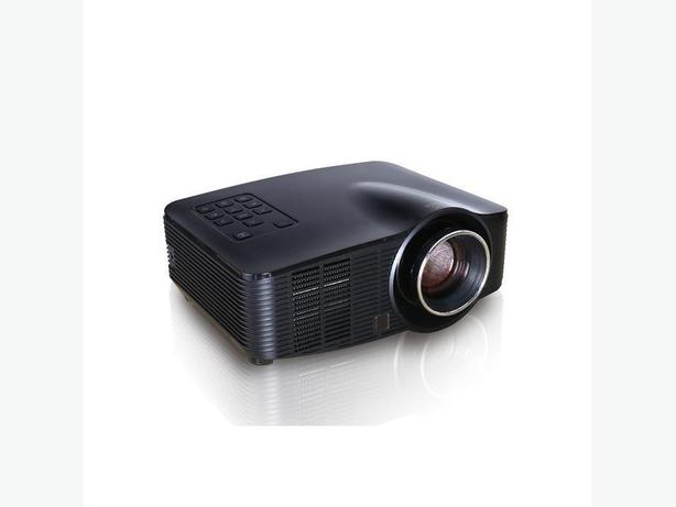 Android Wi­Fi LED Projector 1500lm 800x600, 1GB Ram, 4GB Rom