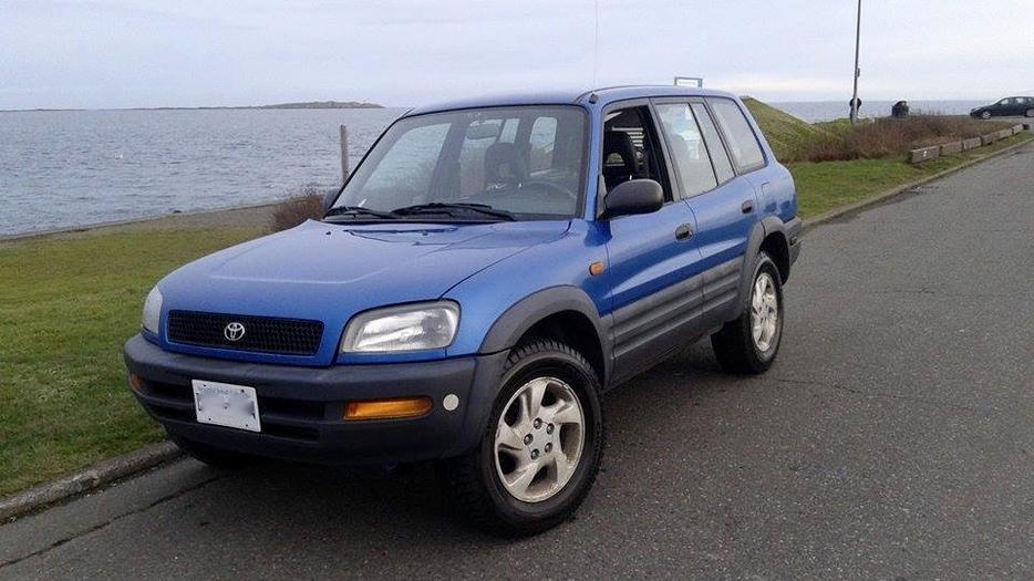 1997 Toyota Rav4 Awd Reliable Cheap On Gas Victoria