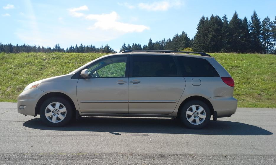 Used Toyota Sienna For Sale Vancouver Island