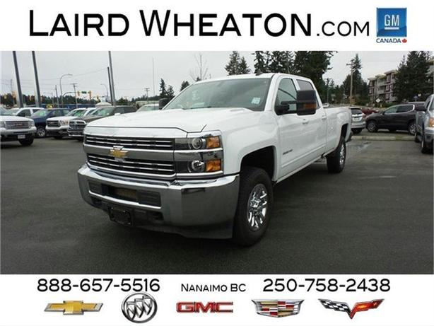 2016 chevrolet silverado 3500hd lt 4x4 duramax diesel w trailering package outside victoria. Black Bedroom Furniture Sets. Home Design Ideas