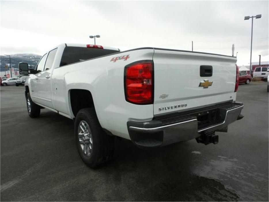 2016 chevrolet silverado 3500hd lt 4x4 duramax diesel w trailering package outside comox valley. Black Bedroom Furniture Sets. Home Design Ideas