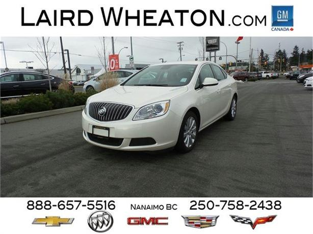 2016 Buick Verano w/ Back-Up Camera and 4G WiFi Hotspot
