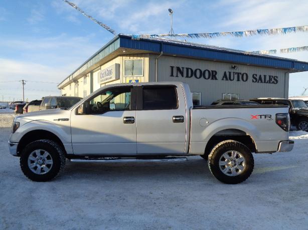 2011 Ford F 150 Xlt Xtr I5490 Indoor Auto Sales Winnipeg
