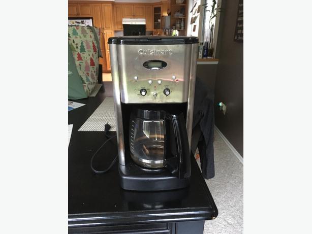 cuisineart coffee machine