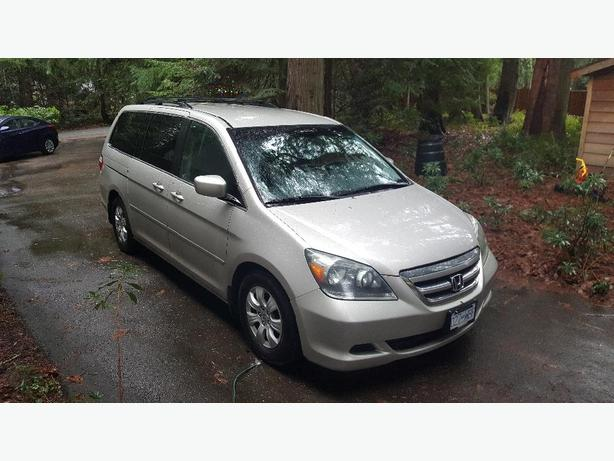 log in needed 7 500 excellent 2006 honda odyssey for sale. Black Bedroom Furniture Sets. Home Design Ideas
