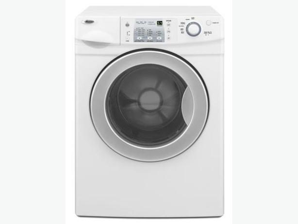 Amana High Efficiency Stackable Washer And Dryer Set West