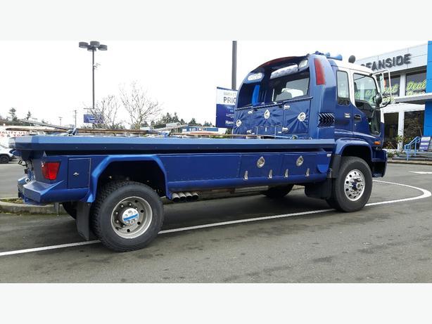 used gmc 1998 t 6500 4x4 truck for sale in parksville outside south saskatchewan regina mobile. Black Bedroom Furniture Sets. Home Design Ideas