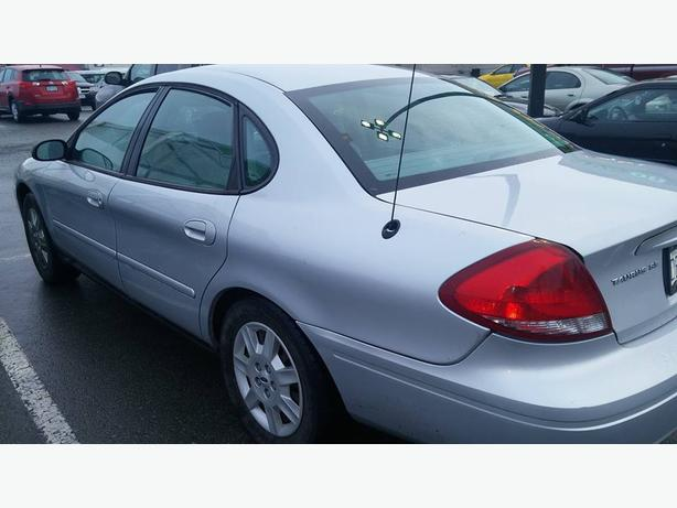 2006 Taurus SE automatic seats 6