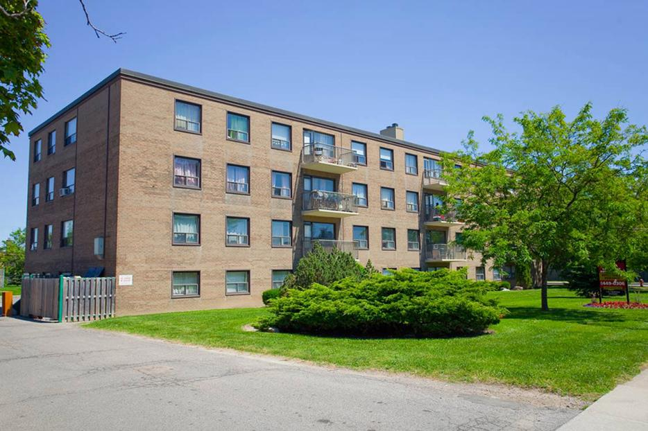 Avail feb good deal 1 bedroom toronto lawrence apartments - One bedroom apartments in toronto ...