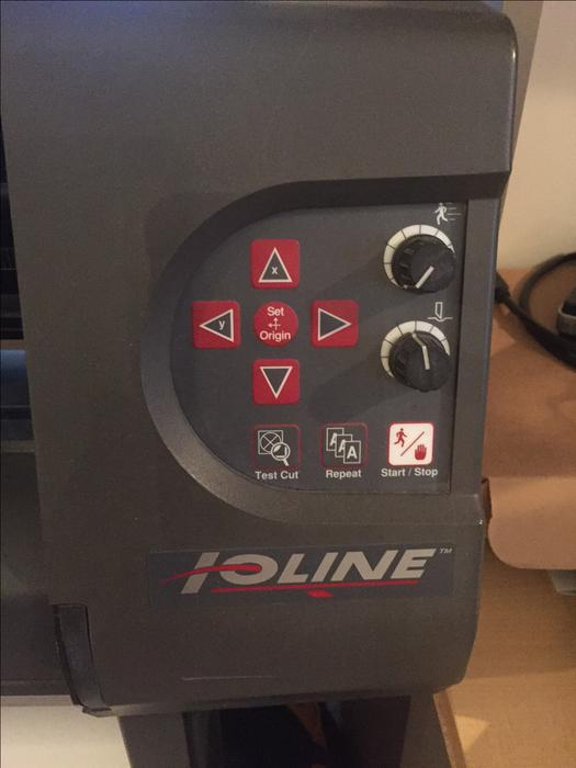 Ioline Studio 24 Quot Sign Cutter Plotter With Stand
