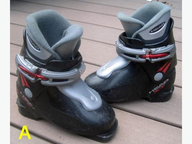 Ski Boots ~ Children sizes 18.5 & 20.5 MONDO