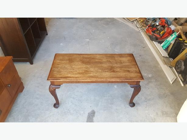Coffee Table Oak Bay Victoria