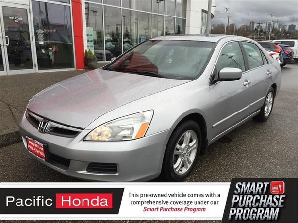 2007 Honda Accord EX - LOCAL ACCORD WITH NAVIGATION