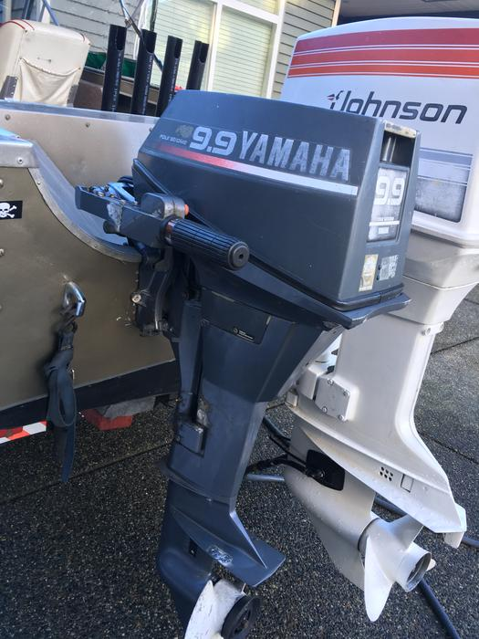 9 9 yamaha and 70 hp johnson outboards for sale central for Yamaha 100 hp outboard for sale