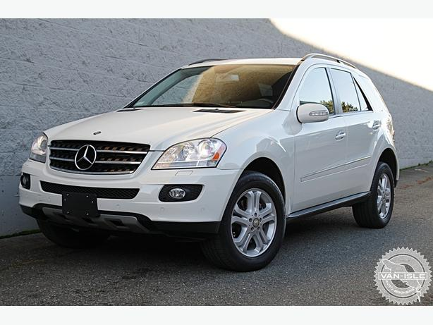 36 000km 2008 mercedes benz ml320 cdi diesel outside for Mercedes benz ml320 cdi