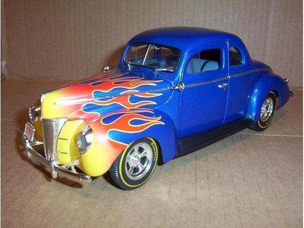 40 Ford Flames