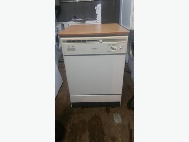 Kenmore Portable Dishwasher Saanich Victoria