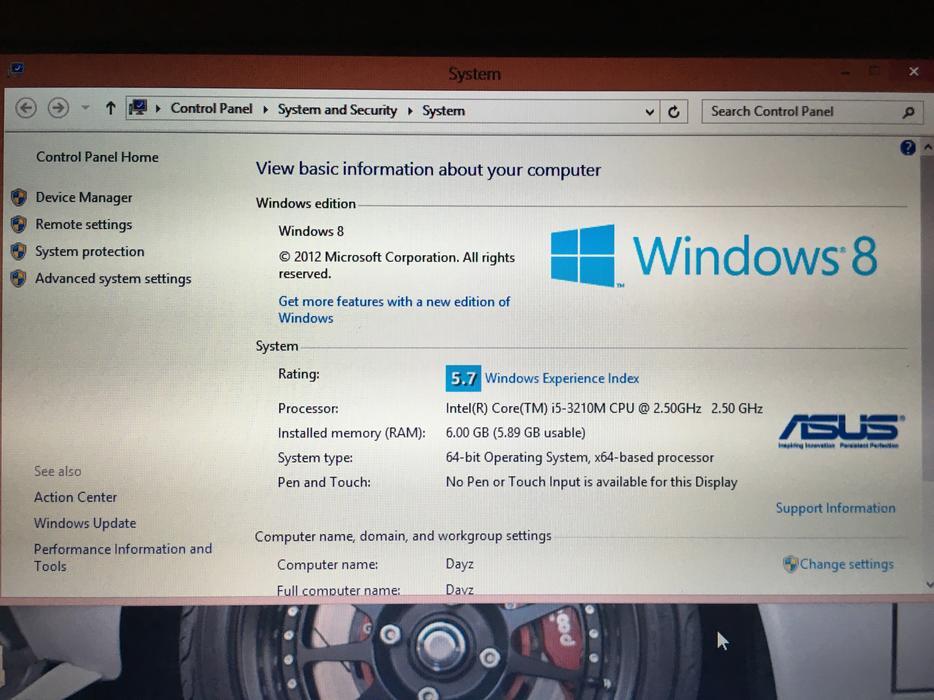 Fs Asus K55vd Dh51 Ca 15 6 Inch Laptop Excellent