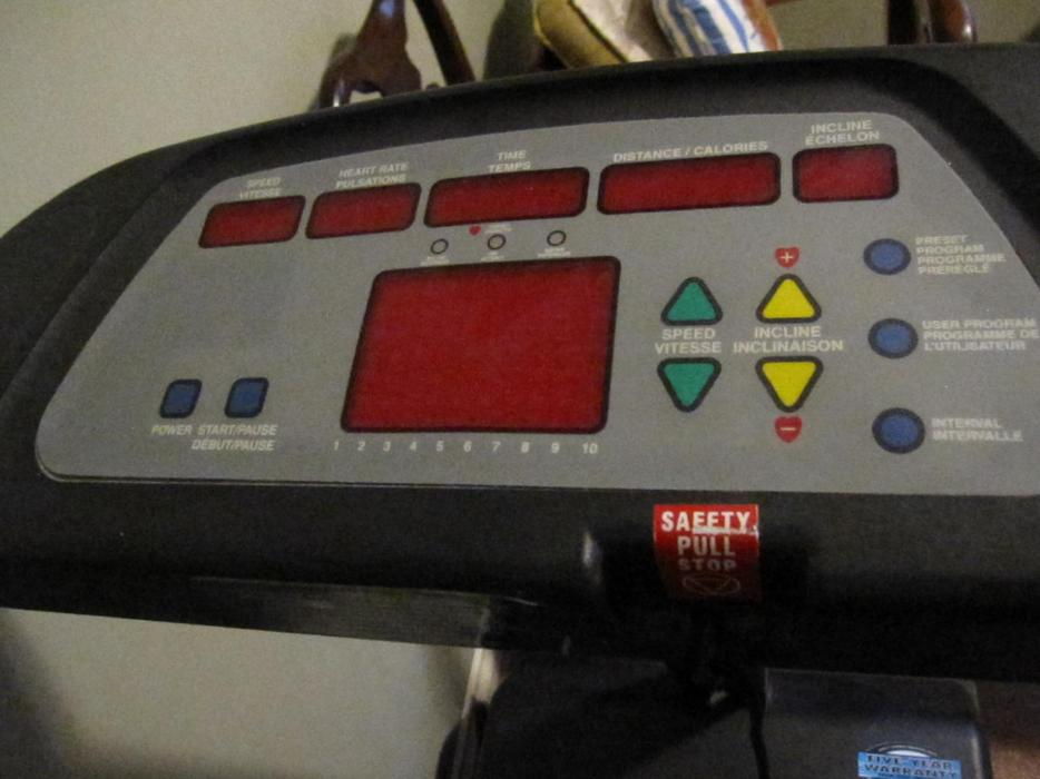 free spirit club series treadmill manual