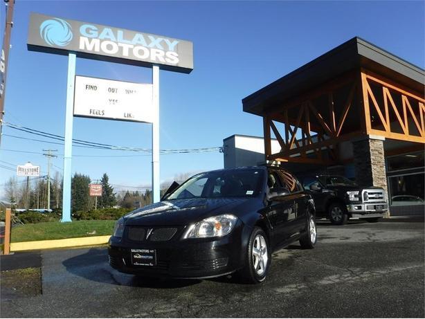 2009 Pontiac G5 SE - Cruise Control, Alloy Wheels