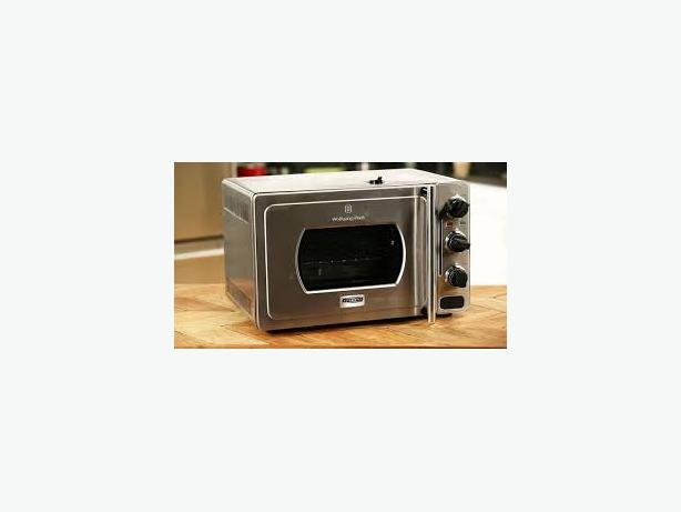 Wolfgang puck pressure oven west shore langford colwood for Wolfgang puck pressure oven