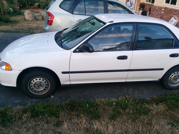 1993 honda civic for sale central saanich victoria mobile. Black Bedroom Furniture Sets. Home Design Ideas