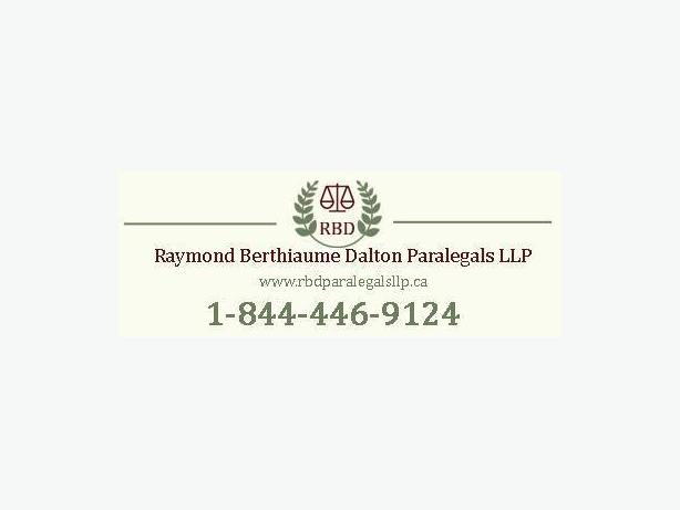 Raymond Berthiaume Dalton Paralegals LLP