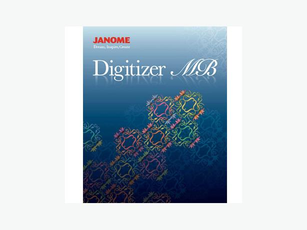 Janome Digitizer MB v3.0 full version plus Cross Stitch