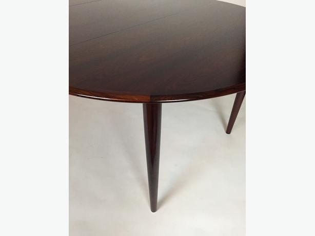 Danish Modern Rosewood Dining Table by Skovmand amp Andersen  : 57308089614 from www.usedvictoria.com size 614 x 461 jpeg 12kB