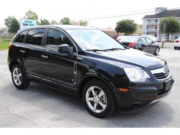 2009 saturn vue hybrid new inspection low kms. Black Bedroom Furniture Sets. Home Design Ideas