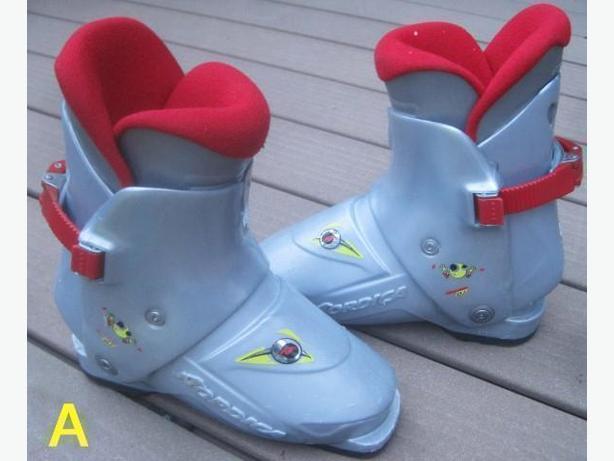 Ski Boots ~ Size 1