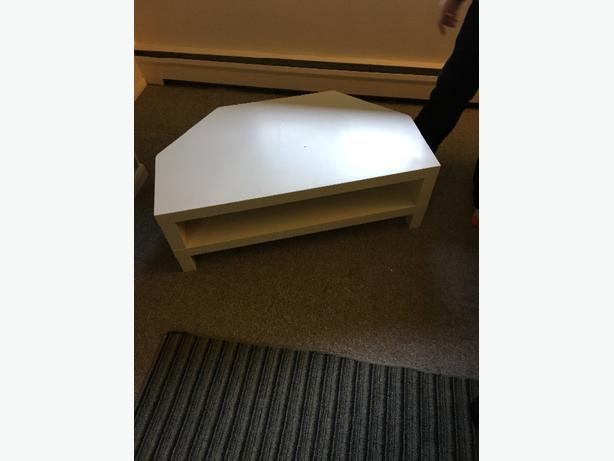 ikea corner tv stand victoria city victoria. Black Bedroom Furniture Sets. Home Design Ideas