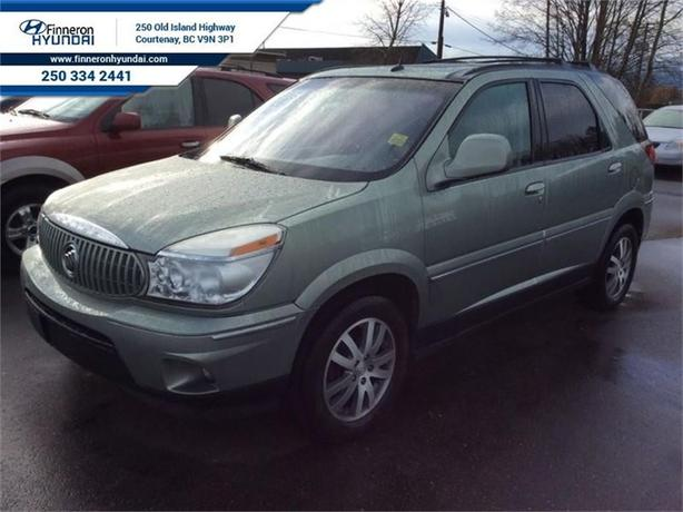 2005 buick rendezvous ultra awd loaded with heads up. Black Bedroom Furniture Sets. Home Design Ideas