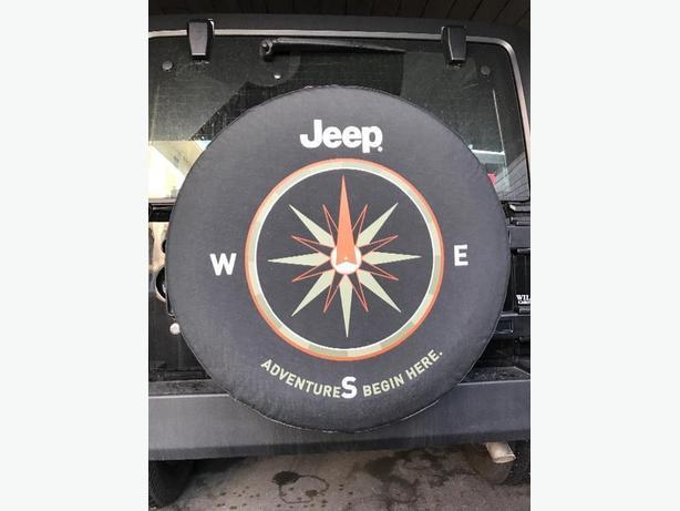 Spare Tire Cover For Jeep Wrangler Victoria City Victoria
