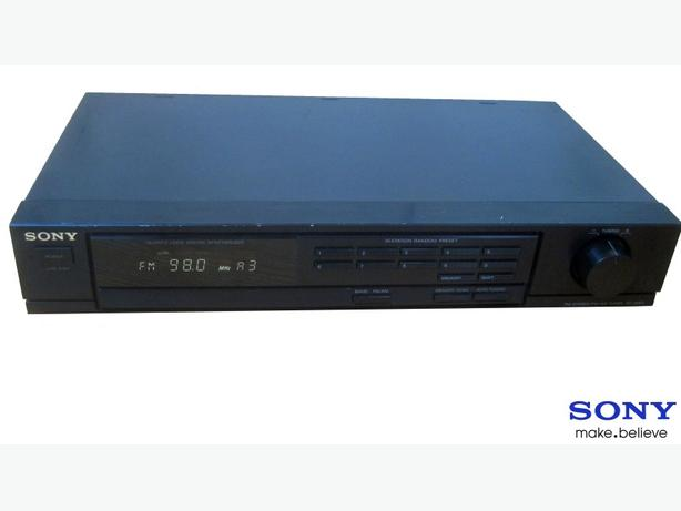 Tuner ~ Sony ST-JX401