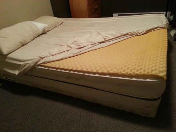 Free Queen Mattress And Boxspring Saanich Victoria