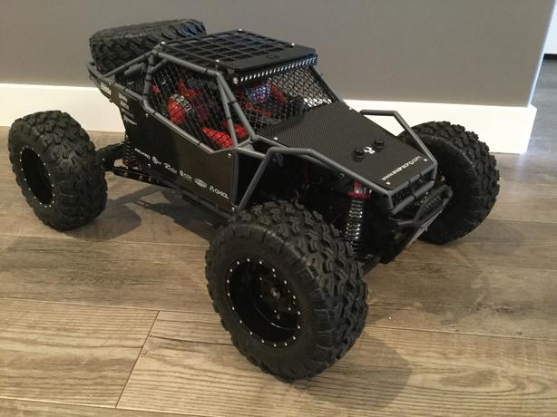 1:6 Scale Axial Yeti XL - Must Sell