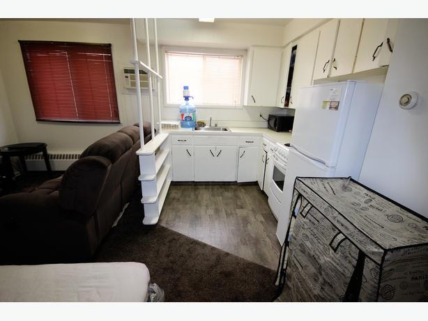 1 Bedroom Apartment For Rent February 1 Downtown East Regina Regina Mobile