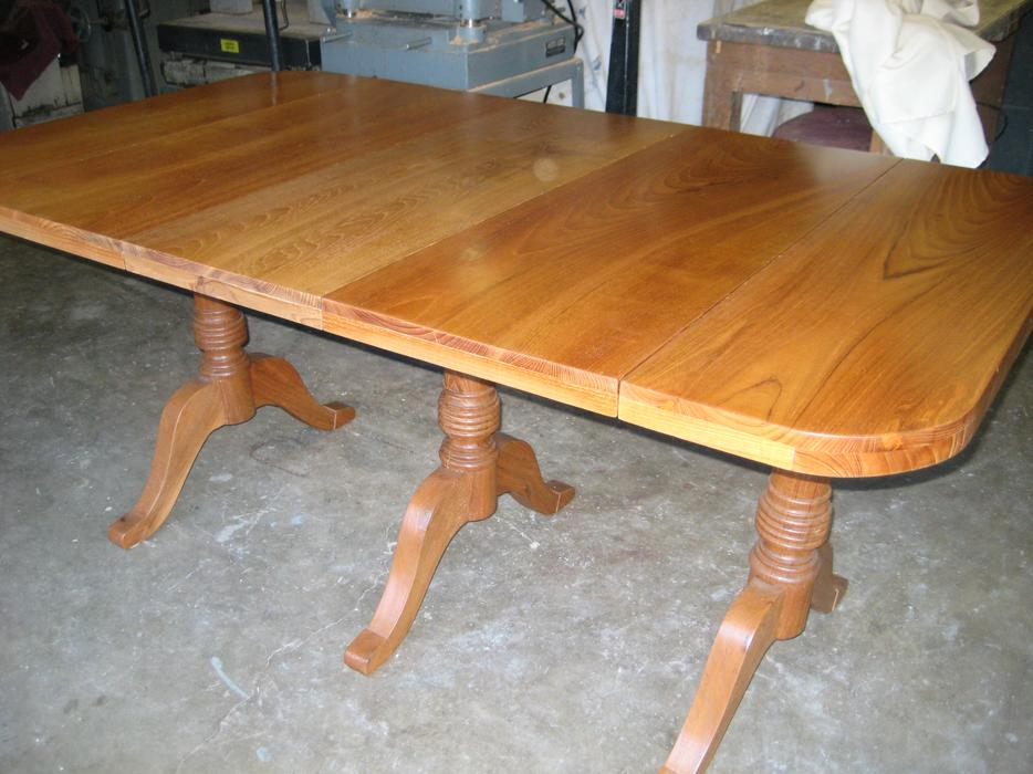 100 solid teak dinner table total 39x68 x 30 h Saanich  : 57326217934 from www.usedvictoria.com size 934 x 700 jpeg 82kB
