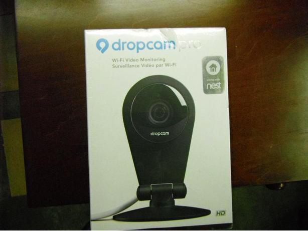 Dropcam pro Wi-Fi Monitoring Surveillance Video- Duncan
