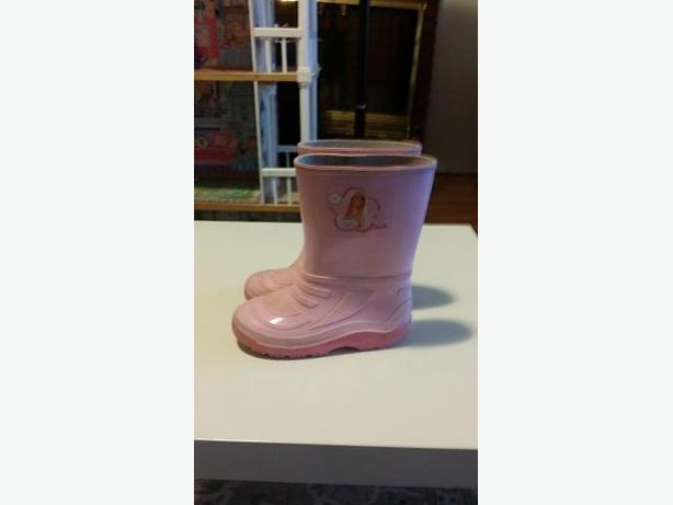 Barbie boot for girl size 13