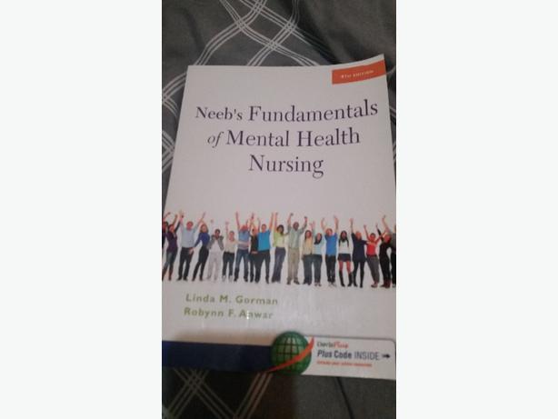 Neeb's fundamentals of mental health nursing by Linda m gorman
