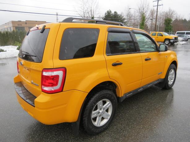 2008 ford escape hybrid 4x4 victoria city victoria. Black Bedroom Furniture Sets. Home Design Ideas