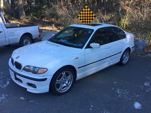 Bmw 330xi West Shore Langford Colwood Metchosin Highlands