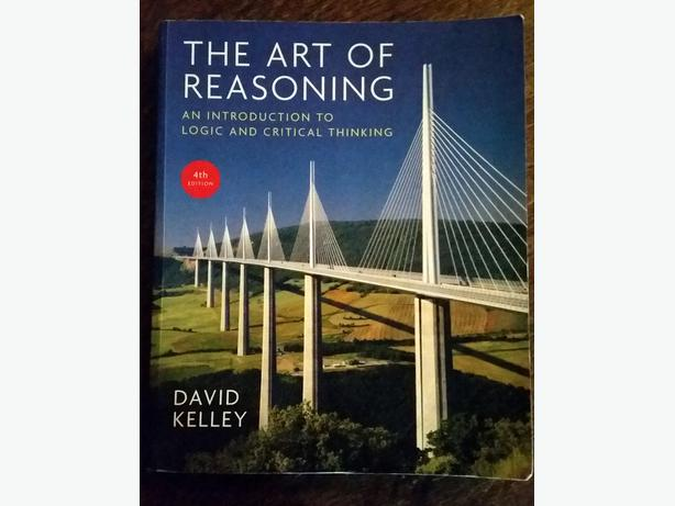 the art of reasoning an introduction to logic and critical thinking Amazonin - buy the art of reasoning - an introduction to logic and critical thinking 4e book online at best prices in india on amazonin read the art of reasoning - an introduction to logic and critical thinking 4e book reviews & author details and more at amazonin free delivery on qualified orders.