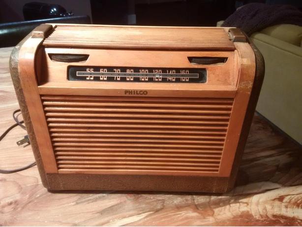 Philco Radio Model # 46-350