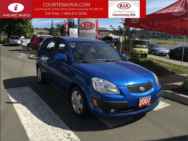 2007 Kia Rio5 EX**NEW YEAR'S CLEARANCE BLOW-OUT**
